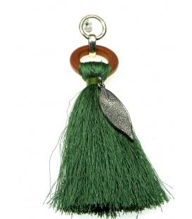 Groene lange orbellen van Wingsbyou met lange kwast