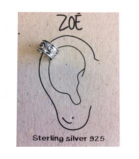 ZOË Earcuffs van sterling zilver (925)